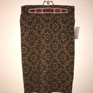 NWT Cassie LuLaRoe Skirt